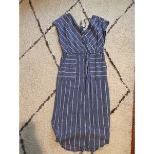 Universal Thread Blue Midi Dress